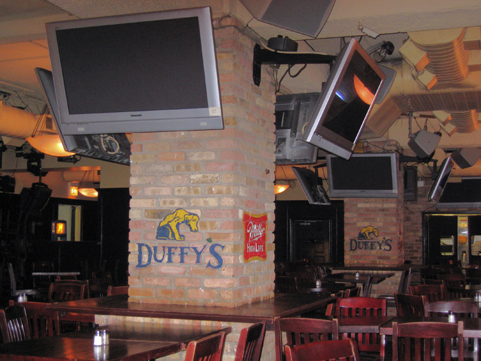 Duffy's Back Room